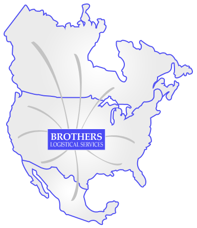 North American Coverage Map